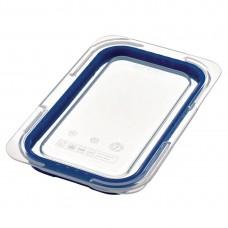 Araven ABS blauw GN 1/2 deksel