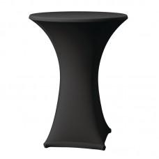 Tafelrok Samba zwart Statafels