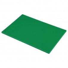 snijplank 45x30x1,25cm groen Snijplanken
