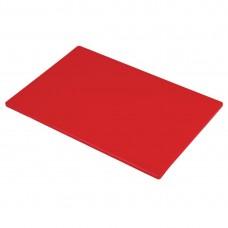snijplank 45x30x1,25cm rood Snijplanken
