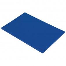 snijplank 45x30x1,25cm blauw Snijplanken