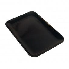Dienblad melamine zwart 20x29cm