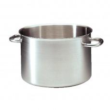 Bourgeat kookpan middel RVS Ø 40cm (34ltr) Kookpan Middelhoog