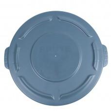 Rubbermaid Deksel 49,5cm. grijs tbv L638 Afvalcontainers
