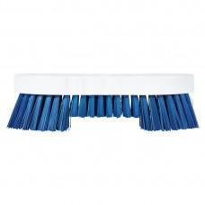 Schrobborstel blauw Borstels