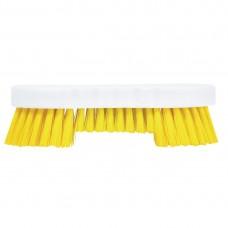 Schrobborstel geel Borstels