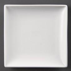 Olympia Whiteware Vierkant Bord 29.5 x 29.5 cm. Per 6 Olympia Wit Porselein