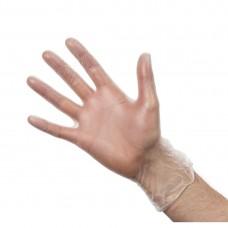 Vinyl handschoenen helder - Maat S Handschoenen