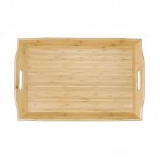 Olympia bamboo dienblad 7,6(h)x58,4x38cm Dienblad Woodform