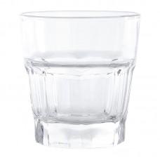 Olympia half paneel tumbler 24cl Waterglas