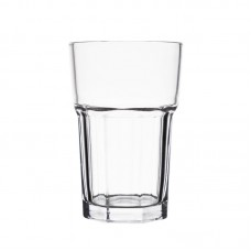 Olympia half paneel tumbler 28,5cl Waterglas