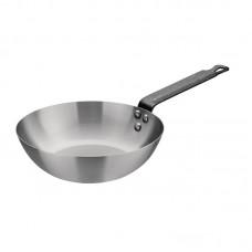 Vogue plaatstalen wokpan 20cm