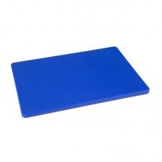 Hygiplas snijplank klein blauw Snijplanken