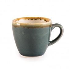 Olympia Kiln espressokopjes blauw 8,5cl Olympia Kiln NIEUW