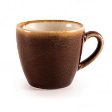 Olympia Kiln espressokopjes bruin 8,5cl Olympia Kiln NIEUW