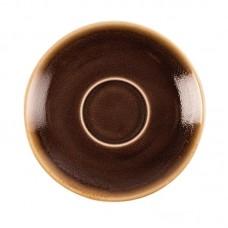 Olympia Kiln espressoschotels bruin 11,5cm Olympia Kiln NIEUW