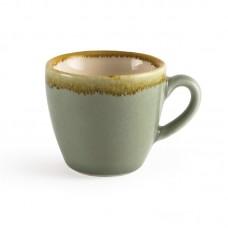 Olympia Kiln espressokopjes mosgroen 8,5cl Olympia Kiln NIEUW