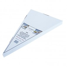 Schneider Wegwerp Spuitzakken wit 54,5 cm. 100 stuks Spuitzakken
