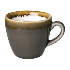 Olympia Kiln Espressokopjes Grijs 8,5 cl. Per 6 Olympia Kiln NIEUW