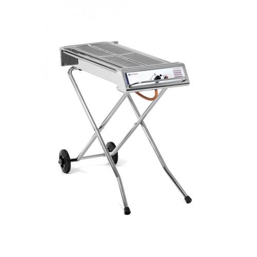 Hendi PowerGrill Xenon Pro Gasbarbecue  Barbecue Gas