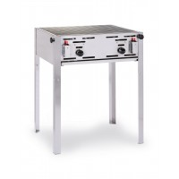 Roast Master Maxi Gasbarbecue met Rooster Slagers Barbecue