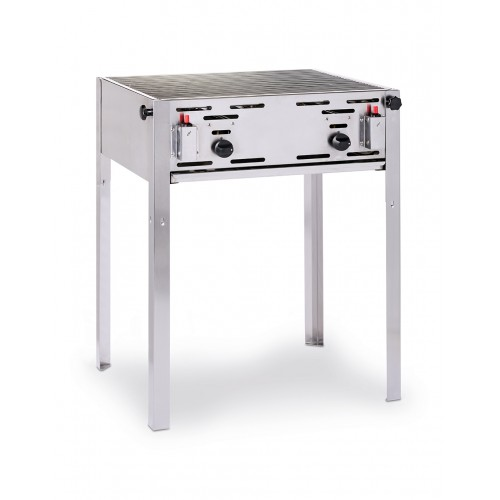 Roast Master Maxi Gasbarbecue met Rooster Slagers Barbecue Barbecue Gas