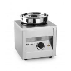 Thermosystem Hotpot met 1 Pot Bain Marie Tafelmodel