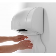 Handendroger met Sensor 1500W PlastiQline Dispensers
