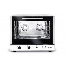 Bakkerij Oven met Handmatige Vochtinjectie 230V Heteluchtovens