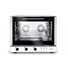 Bakkerij Oven met Stoominjectie 400V Heteluchtovens