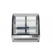 Gebaksvitrine met LED Inhoud 110 liter Gebaksvitrines