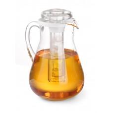 Sapkan met Deksel Buikmodel IJsblokjeshuis 2.2 Liter Sapkannen