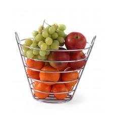 Fruitkorf Verchroomd Ø 215x205 Ontbijtartikelen