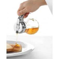 Melkdispenser Glas met ABS Hevel  Ontbijtartikelen