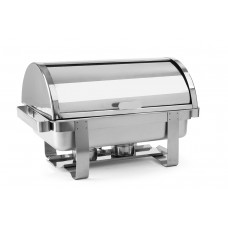 Chafing Dish met Rolltop Rental GN1/1 Chafing Dishes