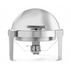 Chafing Dish Rolltop Rond - 11 Liter Chafing Dishes