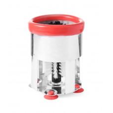 Glazenspoelborstel Rond met Nylon Borstel  Glazenspoelborstel