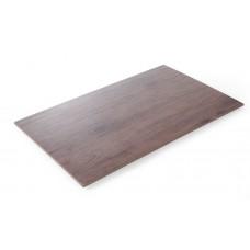 Plateaus met houten uiterlijk