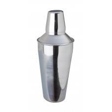 Cocktail Shaker RVS Conisch 0.75 Liter  Cocktailshaker