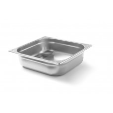 Gastronormbak 2/3 - 100 mm GN RVS Bakken Kitchen Line