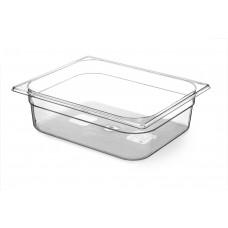 Tritan Gastronormbak 1/2 - 100 mm Diep GN RVS Bakken Kitchen Line