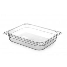 Tritan Gastronormbak 1/2 - 65 mm Diep GN RVS Bakken Kitchen Line