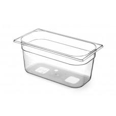 Tritan Gastronormbak 1/3 - 150 mm Diep GN RVS Bakken Kitchen Line