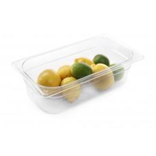 Tritan Gastronormbak 1/3 - 100 mm Diep GN RVS Bakken Kitchen Line