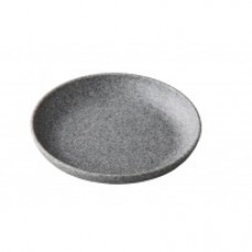 Pebble Grey | Diep Bord | Ø 21.5 cm Pebble Grey Melamine