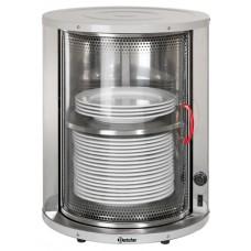 Bordenwarmer voor 30-40 borden Ø 320 mm Bordenwarmerkasten