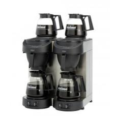 M-Line | Koffiezetapparaat | 4 x Glazen Kan | Handwatervulling | M102 Glazenkan Apparatuur