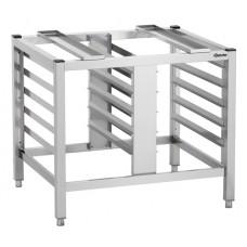 Onderbouw voor Bartscher Combi-Steamer 10 x GN1/1