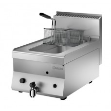 Friteuse op Gas 8 Liter Serie 650 Snack
