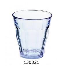 Duralex Picardie Waterglas 22 cl. | Blauw | Per 6 Waterglas